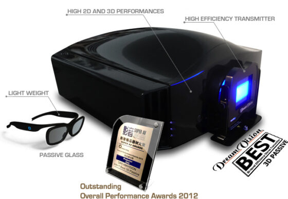 > Siglos BEST IV Passive Series: WORLD FIRST 5D PROJECTOR