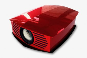 > Helios True 4K Laser Home Cinema Projector